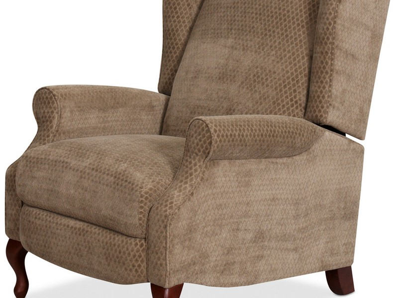 Queen Anne Recliner Slipcover
