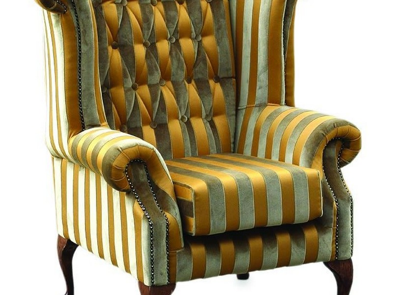 Queen Anne Style Recliner