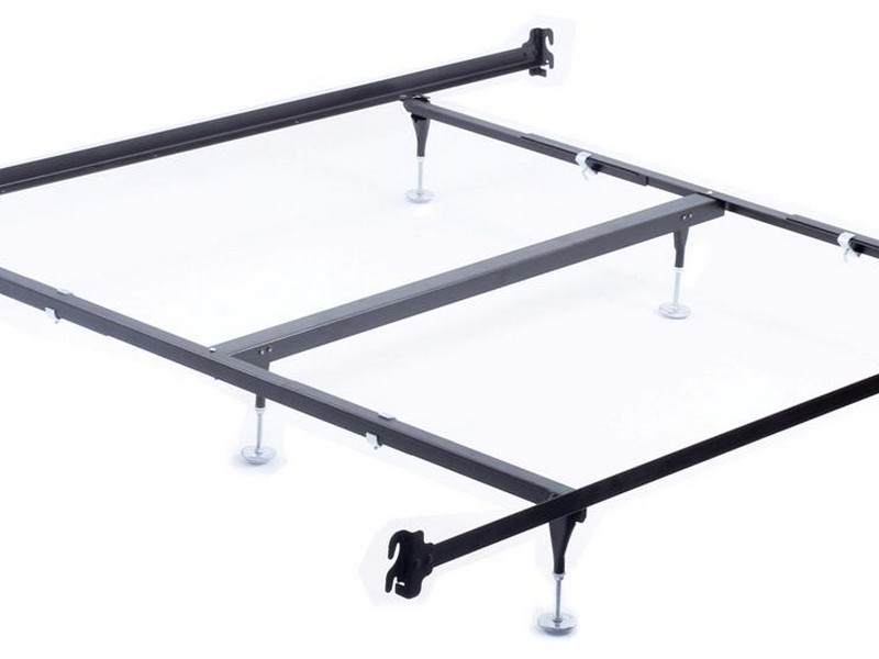 Queen Bed Frame With Headboard Brackets Copy