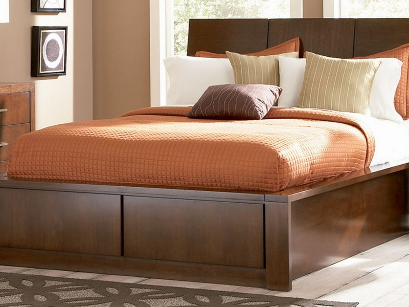 Queen Beds With Storage Underneath