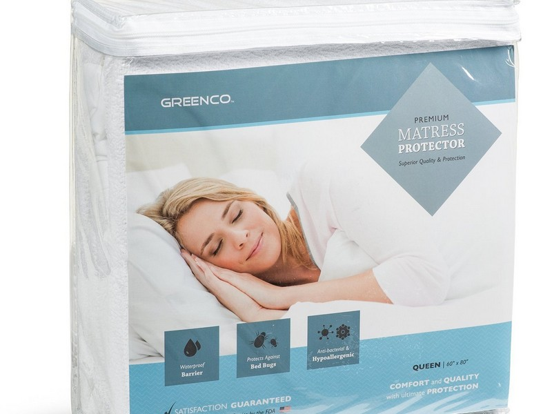 Queen Size Mattress Protector Waterproof