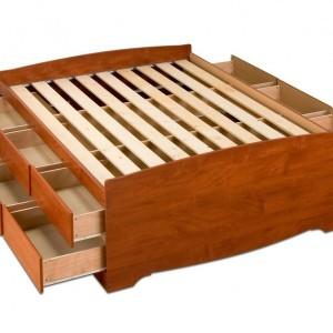 Queen Storage Bed Frame Plans