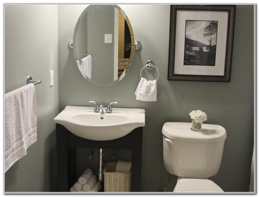 Quick Cheap Bathroom Makeovers