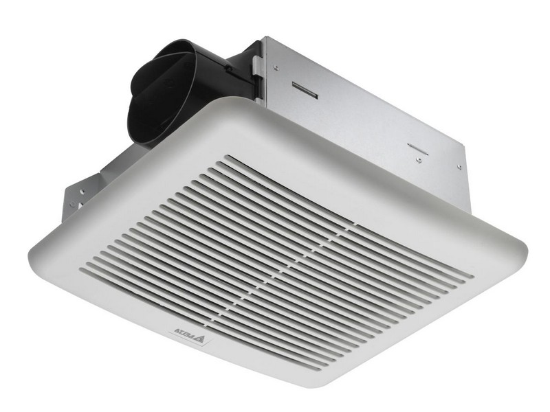 Quiet Bathroom Exhaust Fan With Heater