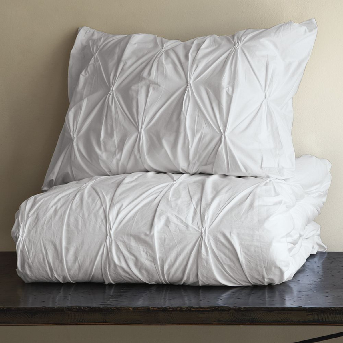 Quilted Pillow Covers Standard