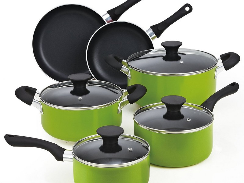 Rachael Ray Green Pots And Pans