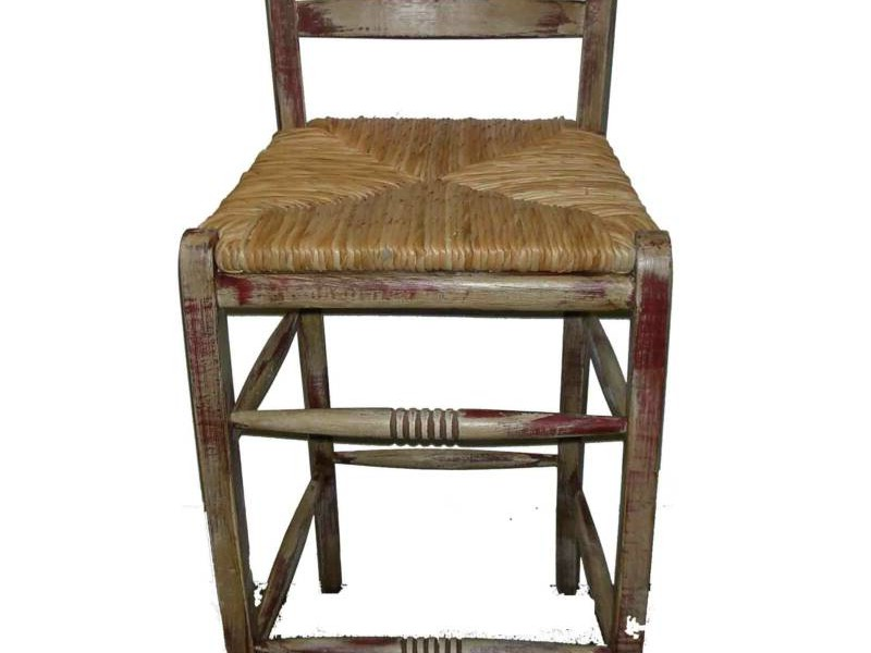 Rattan Counter Stools With Backs
