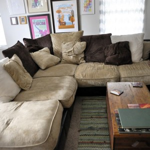 Really Big Comfy Couches