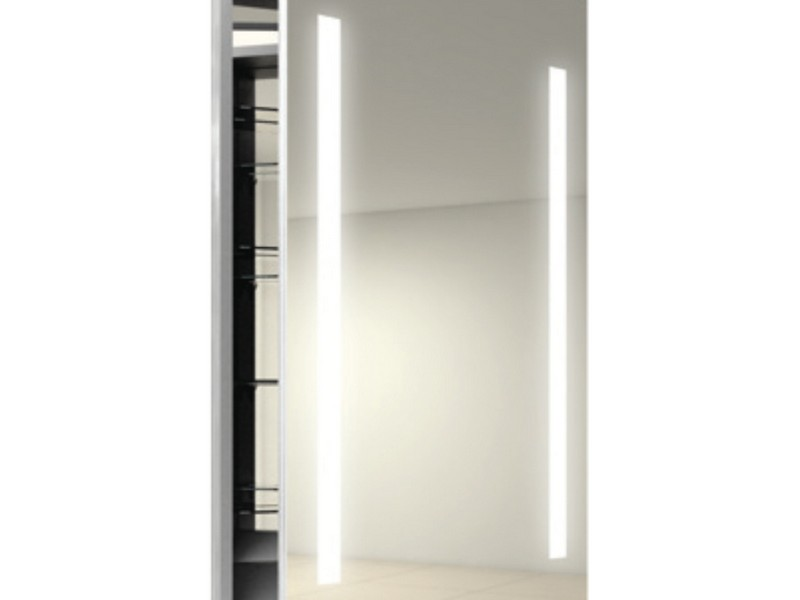 Recessed Bathroom Medicine Cabinets With Lights