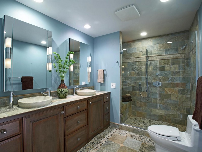 Recessed Lighting Bathroom Placement