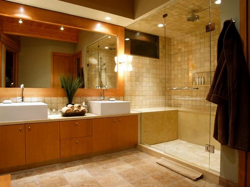 Recessed Lighting For Bathroom Vanities