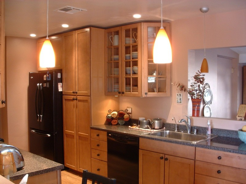 Recessed Lighting Galley Kitchen