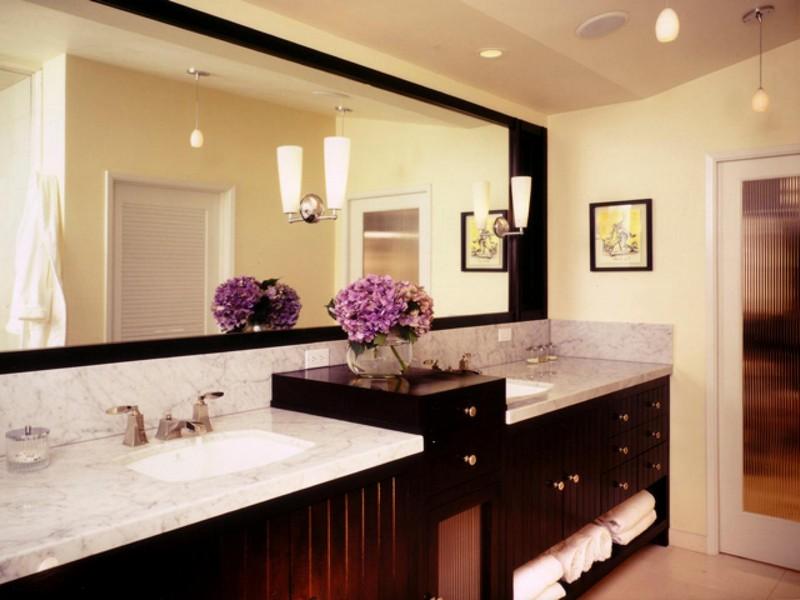 Recessed Lighting Over Bathroom Vanity