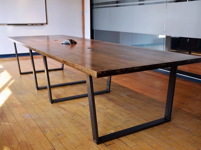 Reclaimed Wood Desks Toronto