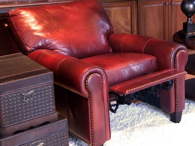 Recliner Club Chair Fabric