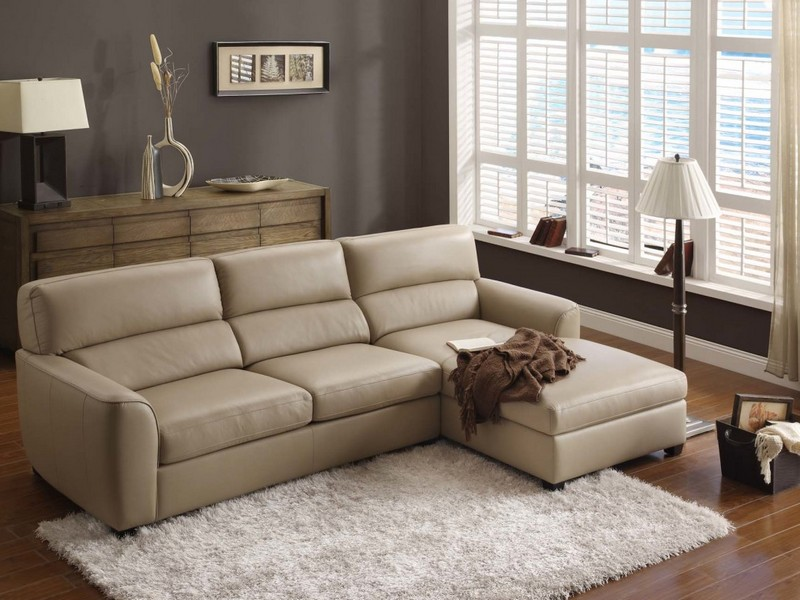 Recliner Leather Sofa Set