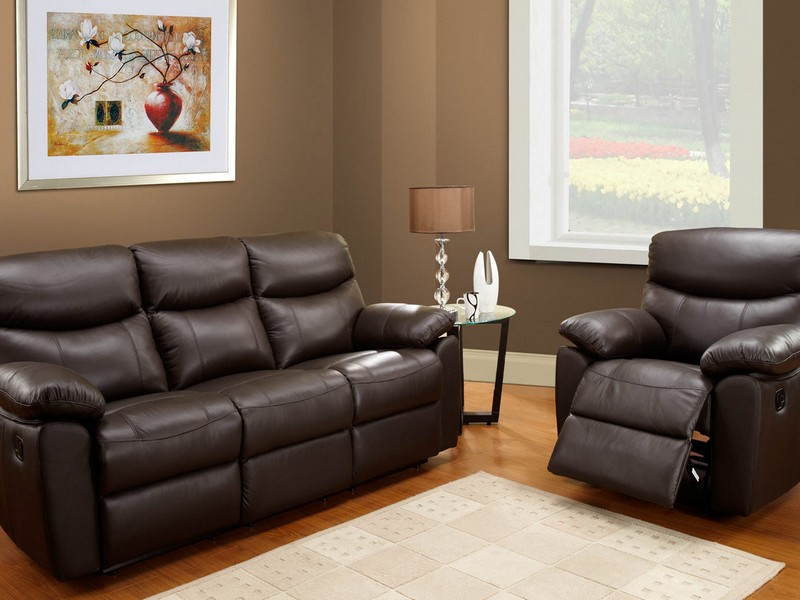 Reclining Living Room Furniture Sets