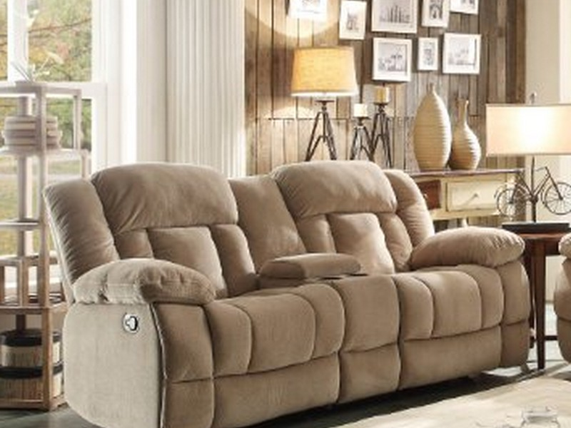 Reclining Loveseat With Console Canada