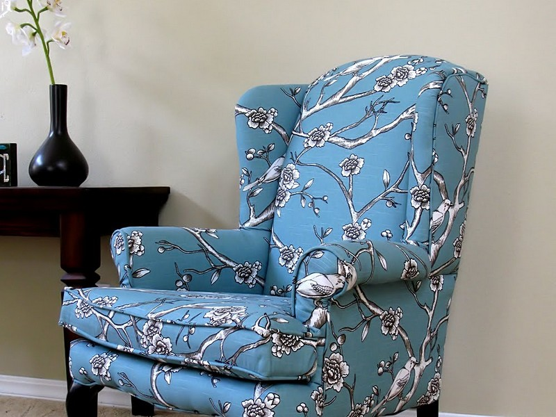 Reclining Wingback Chair Covers