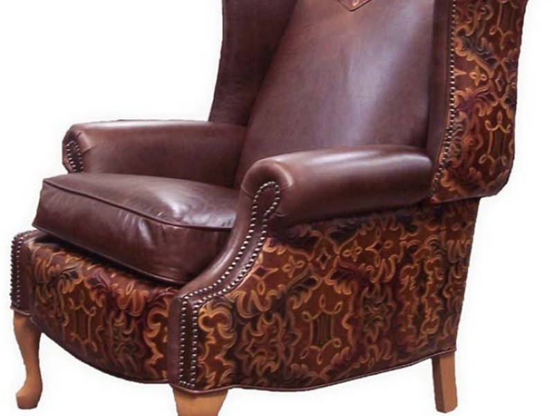Reclining Wingback Chair
