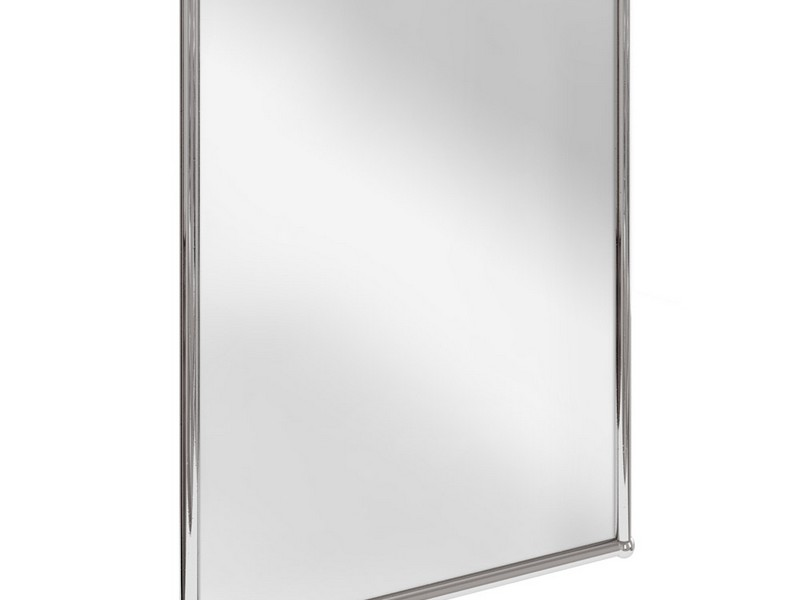 Rectangular Bathroom Mirrors Chrome