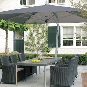 Rectangular Outdoor Umbrella