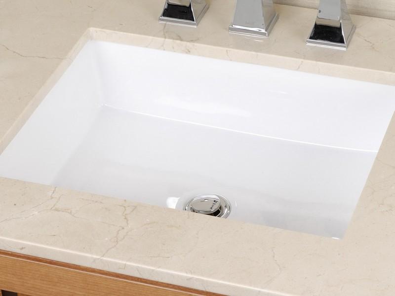 Rectangular Undermount Bathroom Sink Canada