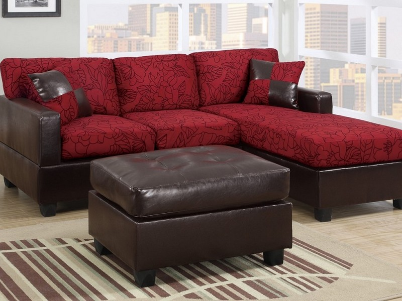 Red Sectional Sofa With Chaise Copy 2