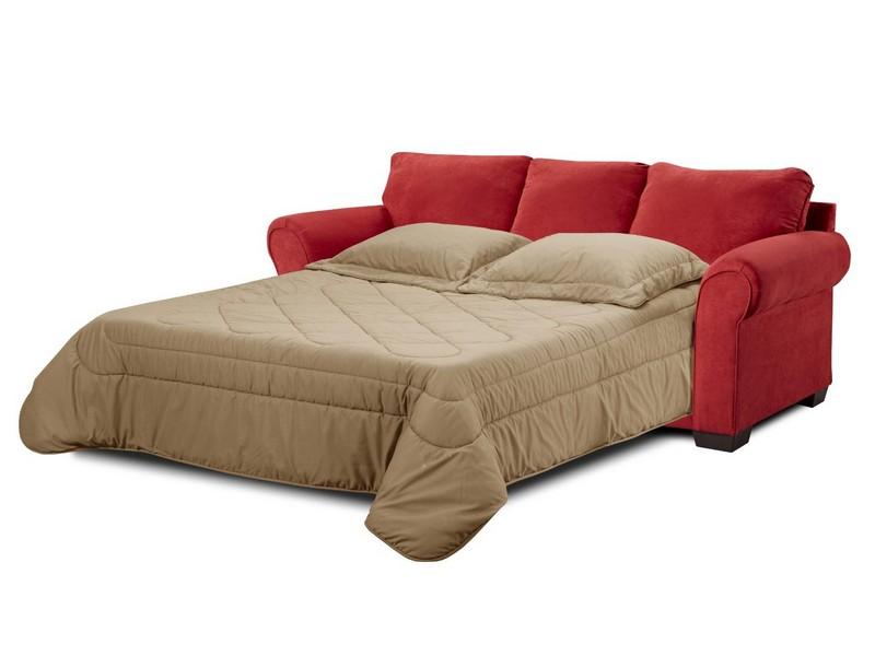 Red Sleeper Sofa Cheap