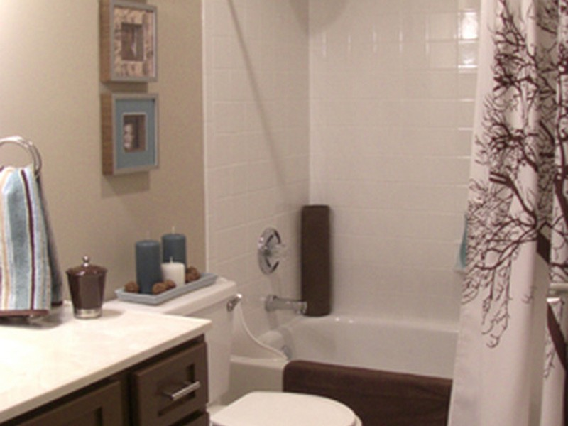 Redo Bathroom Cheap