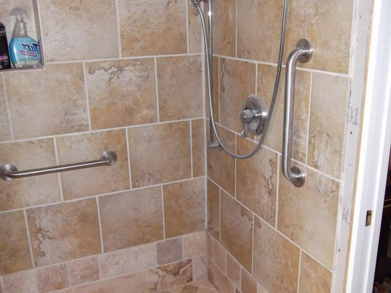 Redo Bathroom Shower