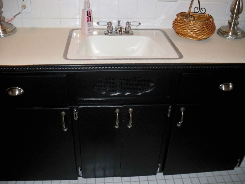 Redo Bathroom Vanity Makeover