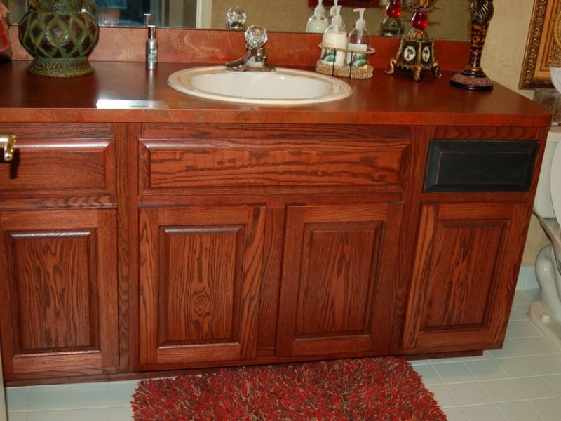 Refinish Bathroom Cabinets Vanities