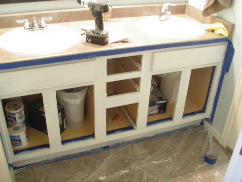 Refinishing Bathroom Cabinets Yourself