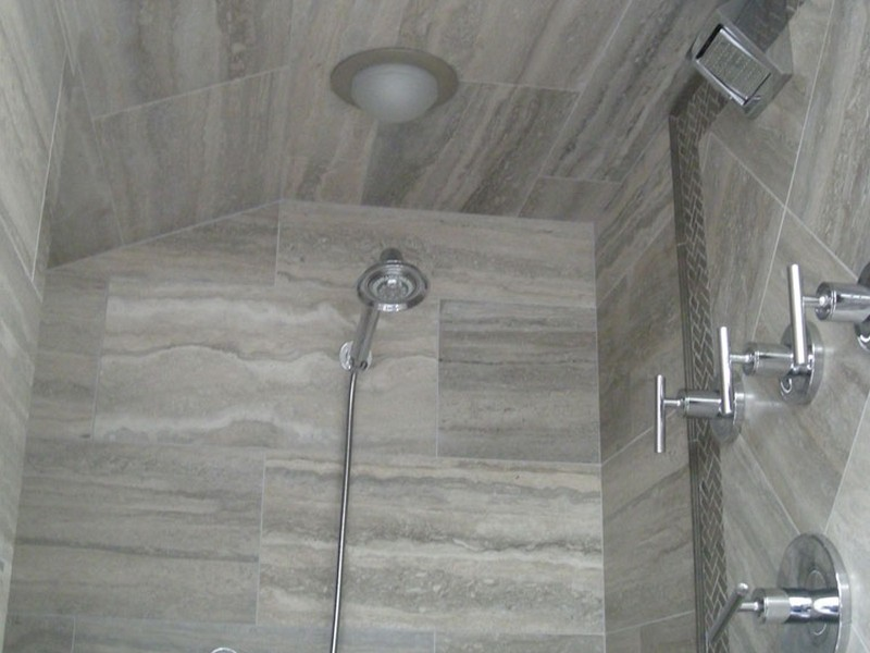 Regrout Bathroom Shower