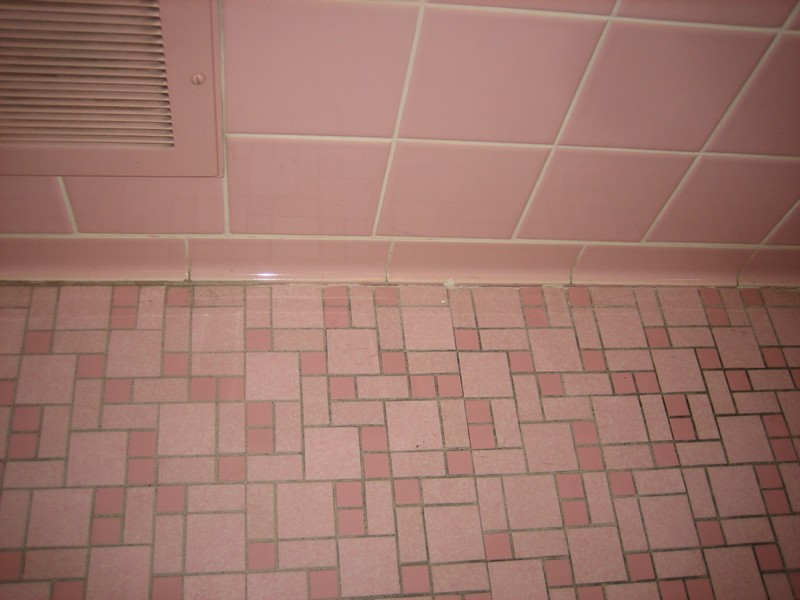 Regrouting Bathroom Tile Floor