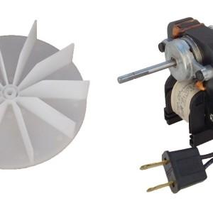 Replacing Bathroom Exhaust Fan Motor