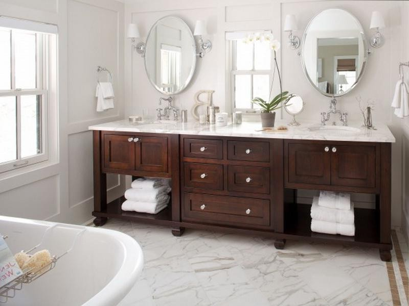 Restoration Hardware Bathroom Vanities And Cabinets