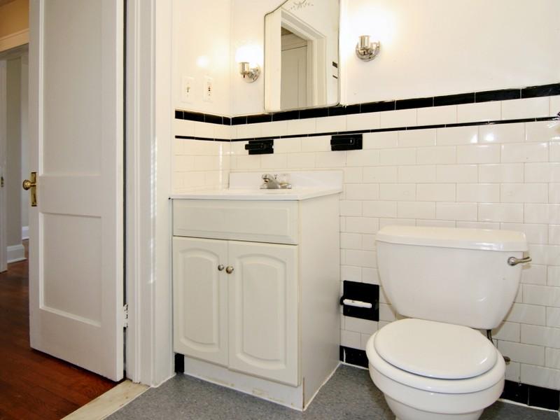Retro Tiled Bathrooms