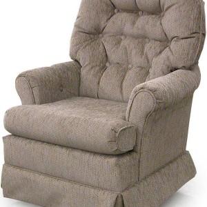 Rocking Swivel Chair