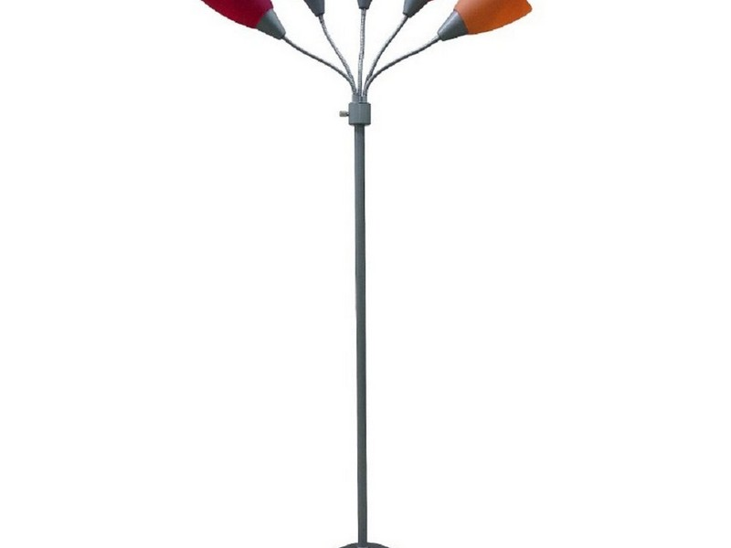 Room Essentials Pink Floor Lamp