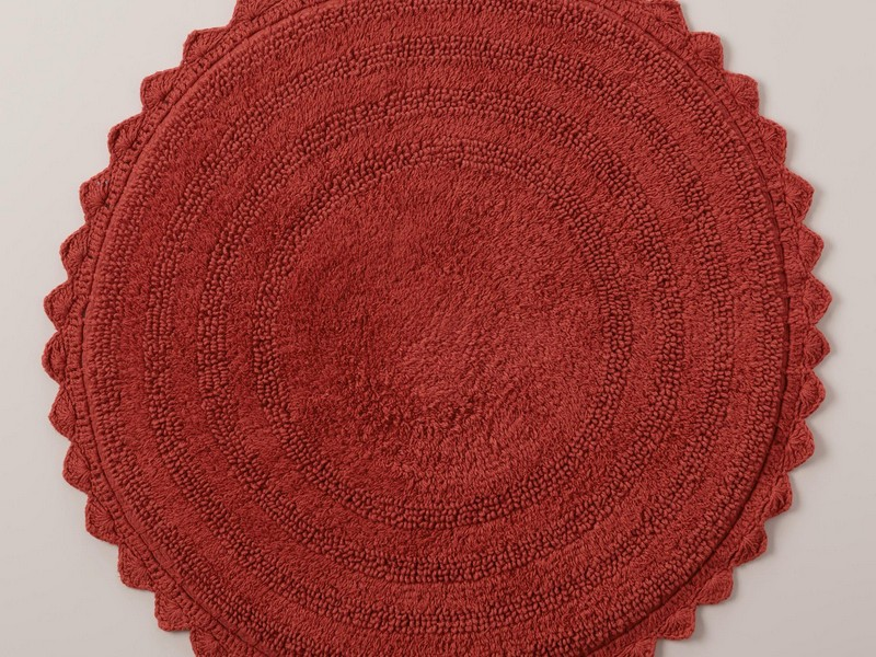 Round Bath Mats Or Rugs