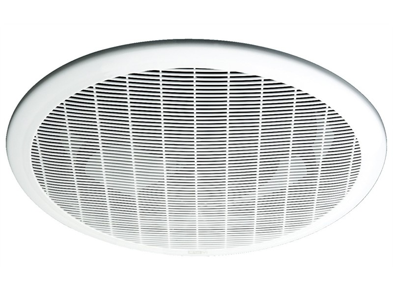 Round Bathroom Exhaust Fan Cover