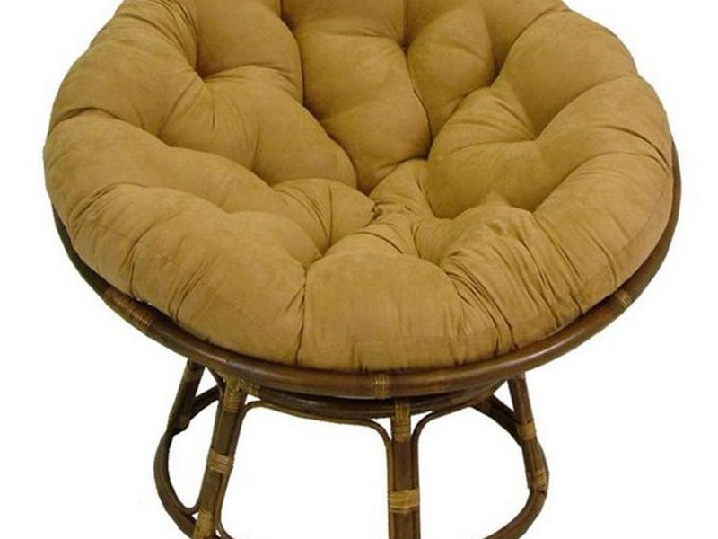 Round Cushion Chair