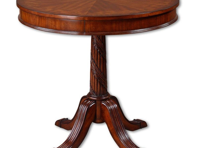 Round Entry Hall Tables