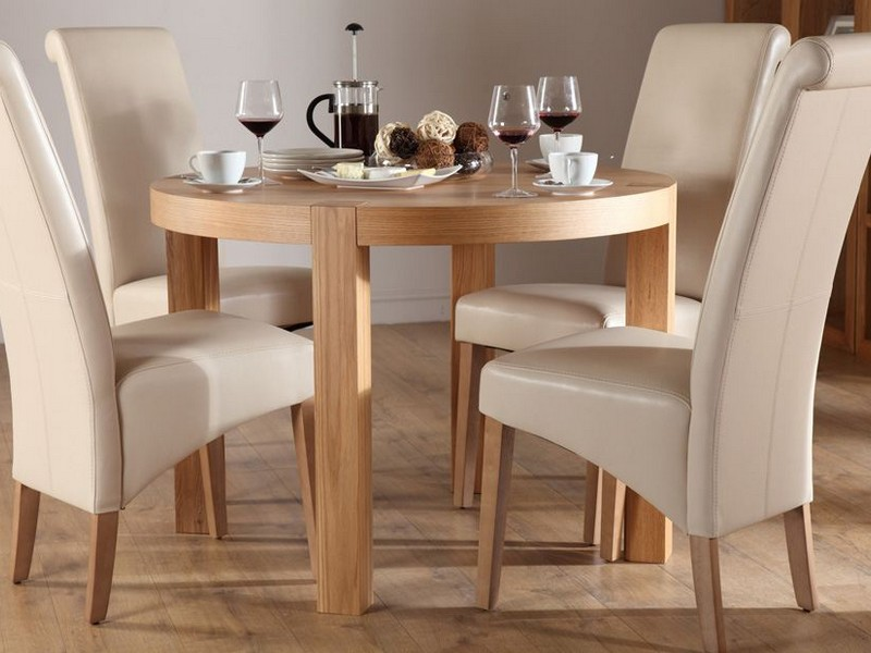 Round Kitchen Tables And Chairs Sets