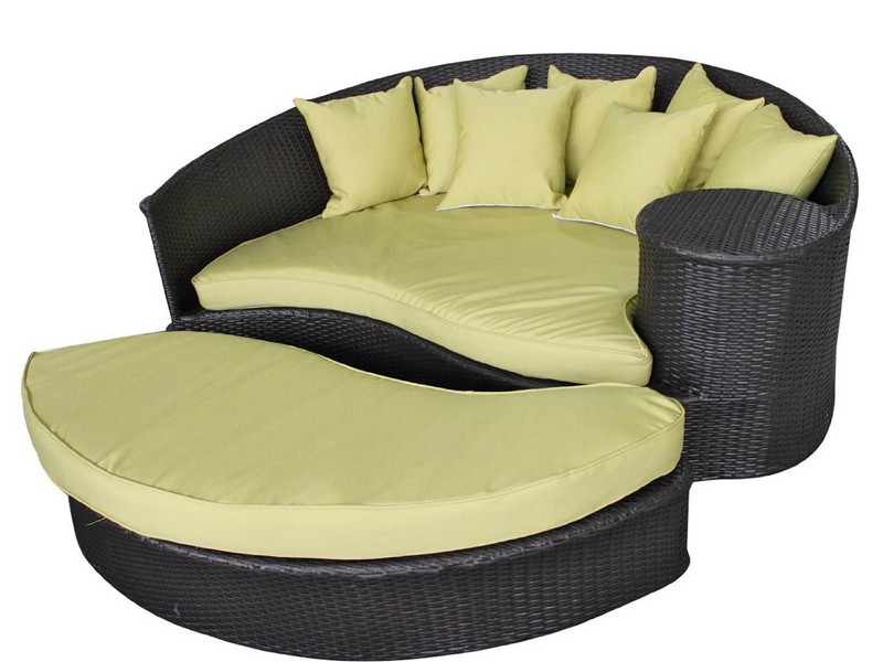 Round Lounge Sofa Outdoor