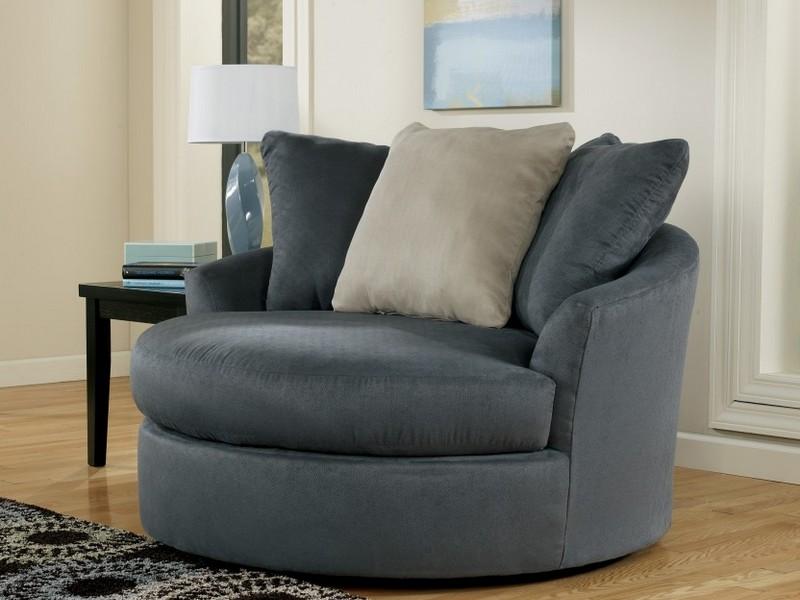 Round Loveseat Chair Home Design Ideas