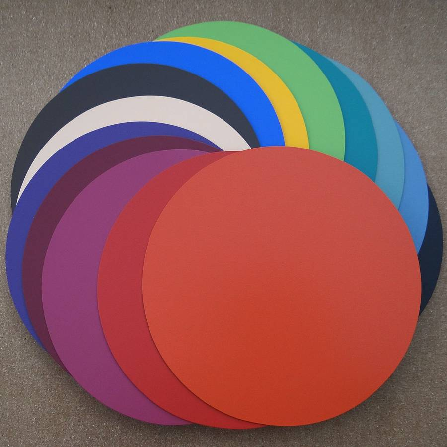 Round Placemats Uk