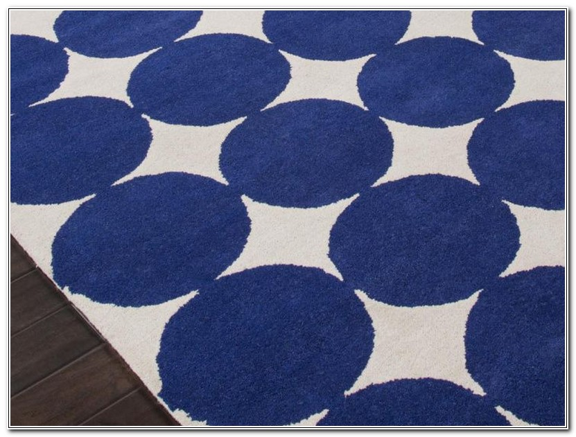 Royal Blue Area Rugs